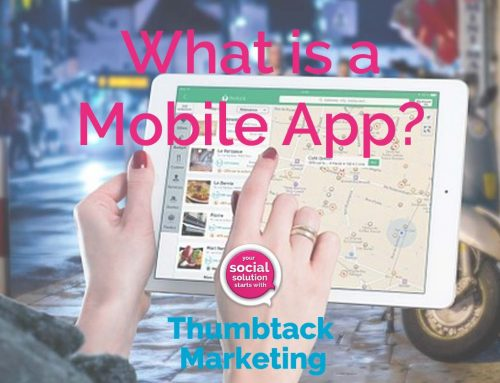 What is a Mobile App?