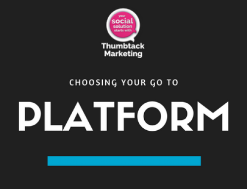 Choosing Your Go To Platform